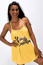 T - Shirt - I LOVE SAMBA