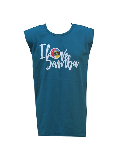 T - Shirt - ILoveSamba Man