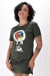 T - Shirt Raízes (long)