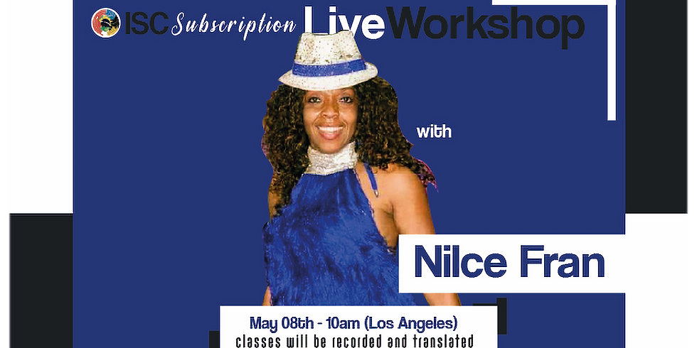 Workshop Online With Nilce Fran