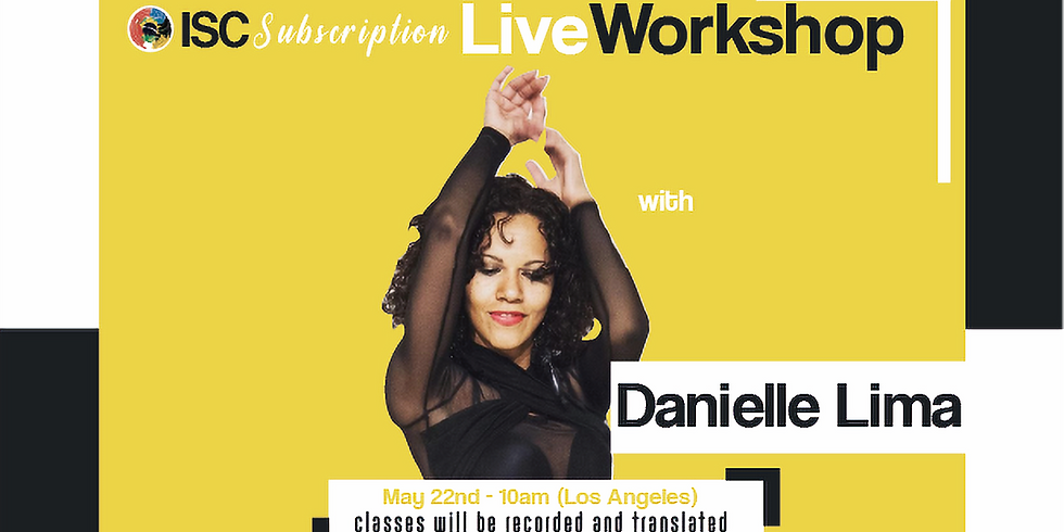 Workshop Online With Danille Lima