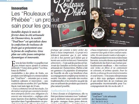 SOA - Article dans le journal de Saint-Ouen l'Aumône