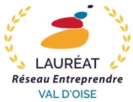 Lauréat du Réseau Entreprendre