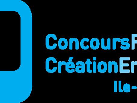 Lauréat du Concours de création d'entreprise de la Banque Populaire