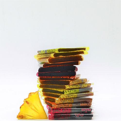 525g - 15 plaquettes de 3 barres (35g)