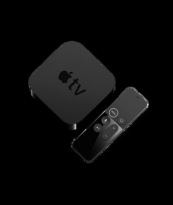 Laat je zintuigen prikkelen door de Apple TV 4K