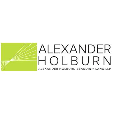 Alexander Holburn