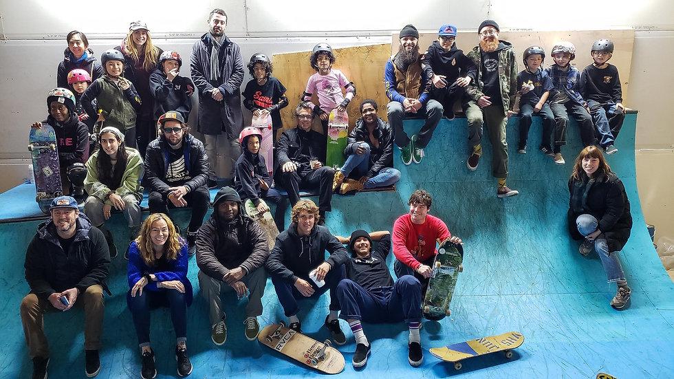 BBSC Skate Clinic