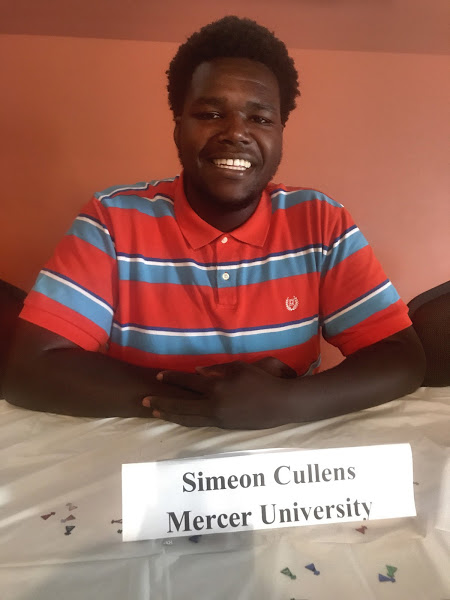 Simeon C; Mercer