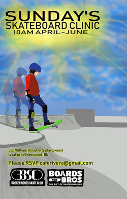 BBSC Skateboading