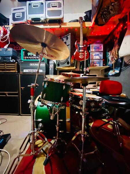 Brooklyn Gretsch Drum Set
