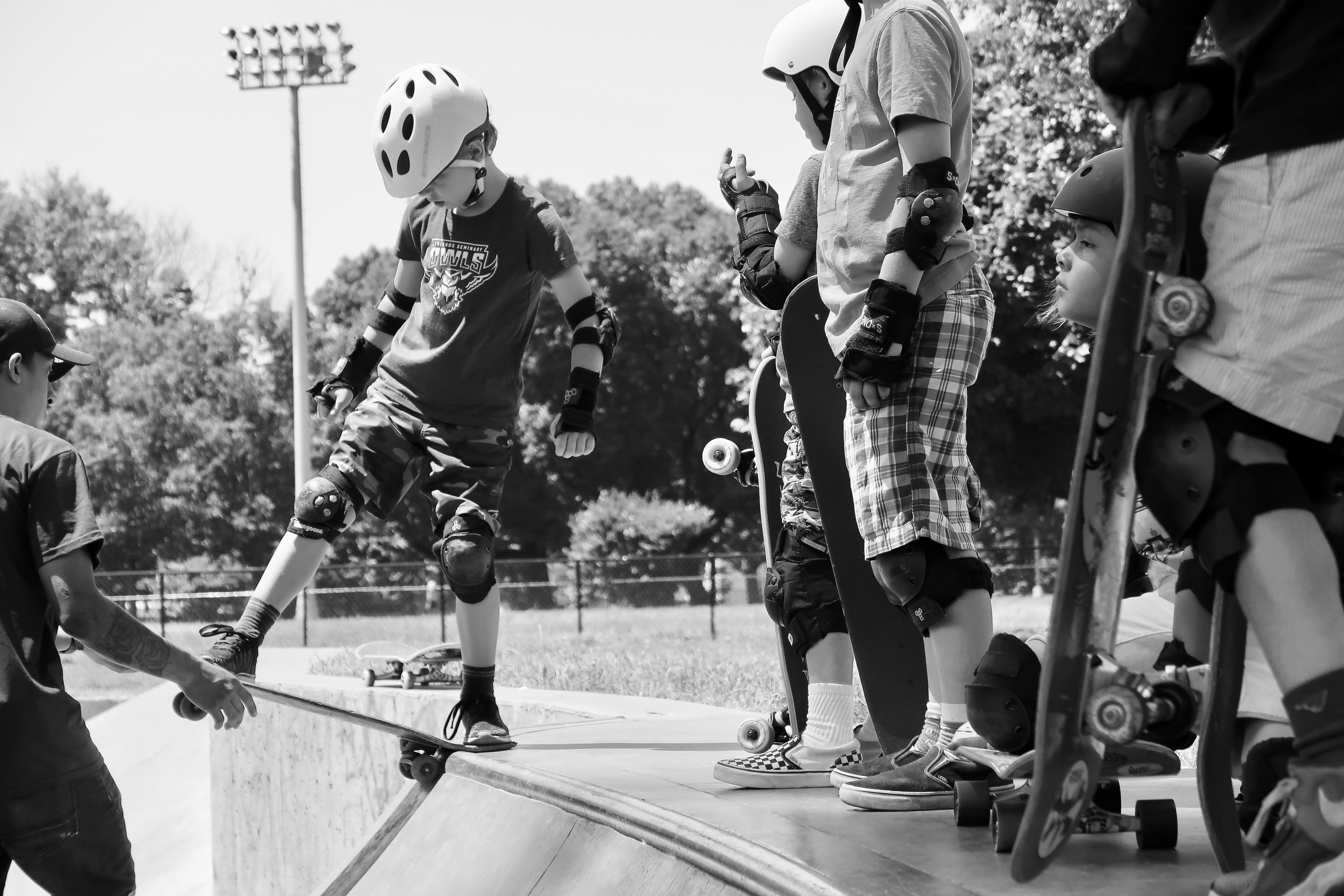 BB Skateboard Camp