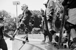 BB Skateboard Camp