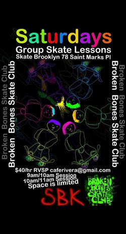 BBSC Skateboarding