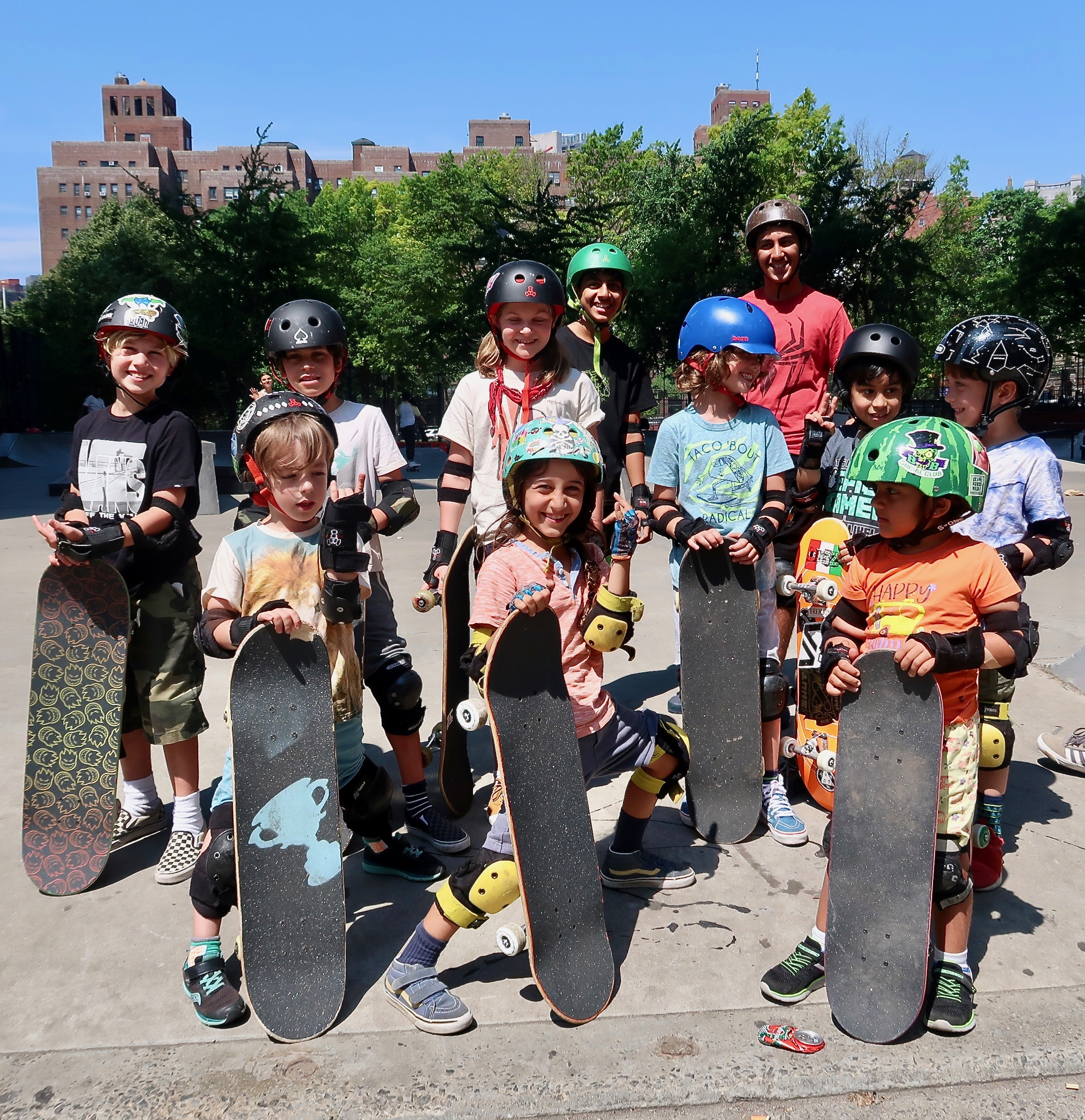 BB Skatboard Camp