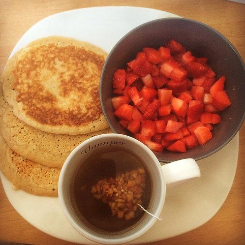 Pancakes format famillial
