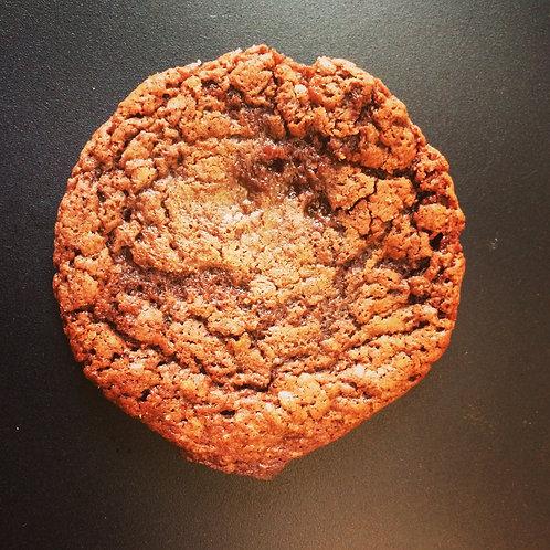 Cookies Caramel Crispies
