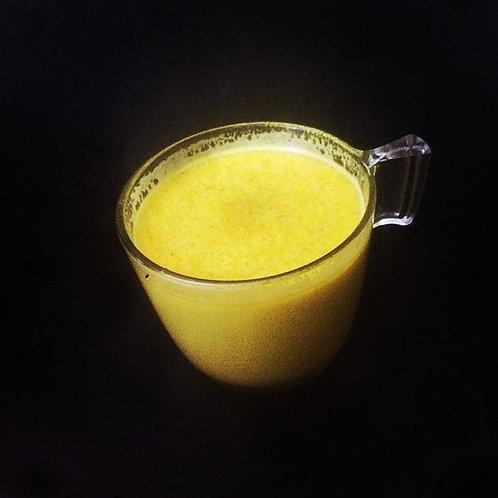 Mélange pour lait d'or