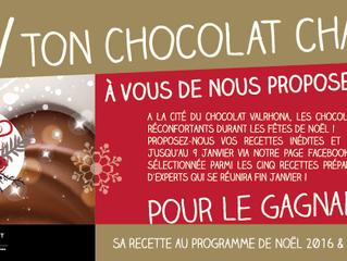 Challenge chocolat chaud