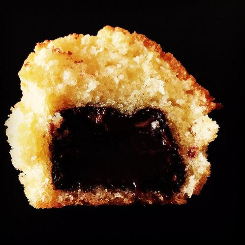 Muffins cœur fondant