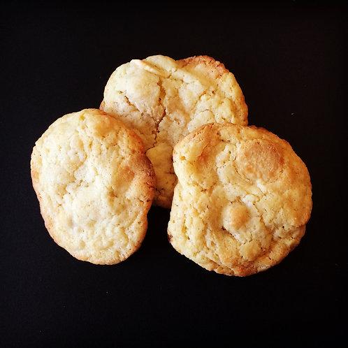 Cookies oranges et épices