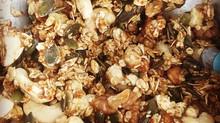 Granola salé aux épices Cajun