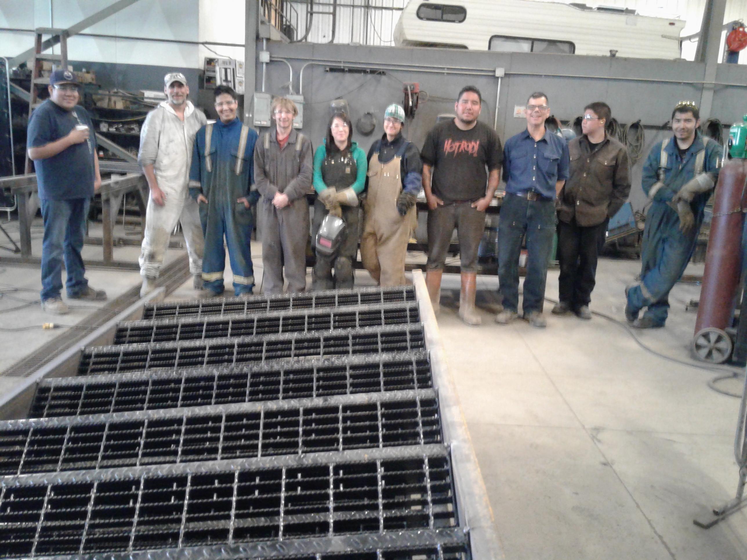 Welding Crew