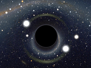 That Giant Black Hole, and Revenue Training!