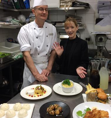 Chef Jeff, North Sydney Harbourview Hotel