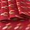 Thumbnail: Ikkat Print Fabric