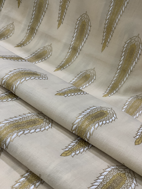 Handloom Cotton Fabric