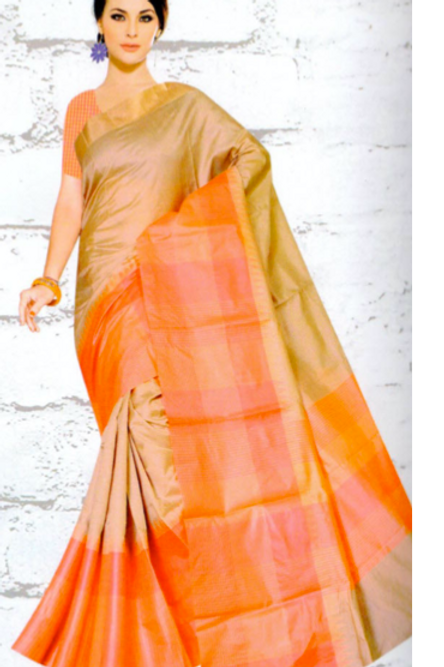 Sarathi Cotton Saree