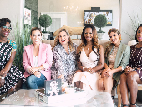 Recap: Pretty & Powerful Event at Glo!