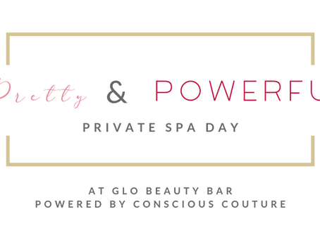 Private Spa Day for the Pretty & Powerful at Glo Beauty Bar