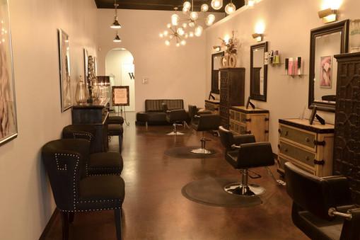 Glo Beauty Bar Salon Booth Rentals Houston