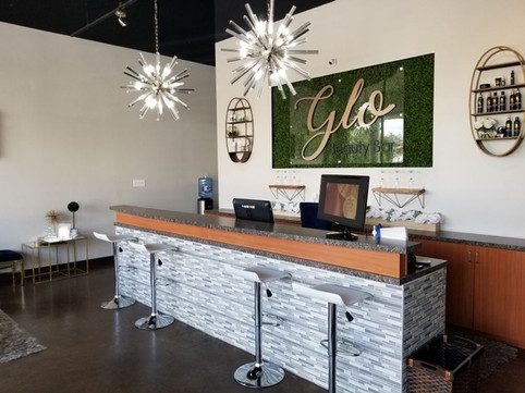 Glo Beauty Bar Tanning Salon Houston
