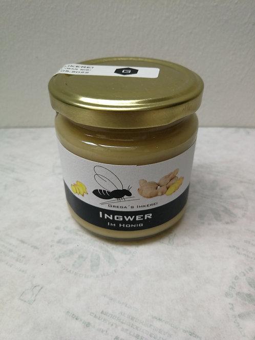 Honig mit Ingwer | 250g
