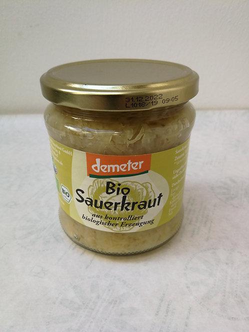 Sauerkraut im Glas   370ml