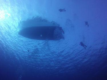 Picture of scuba equipment at North Iowa Scuba