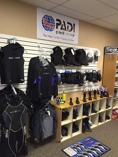 Photo of North Iowa Scuba storefront