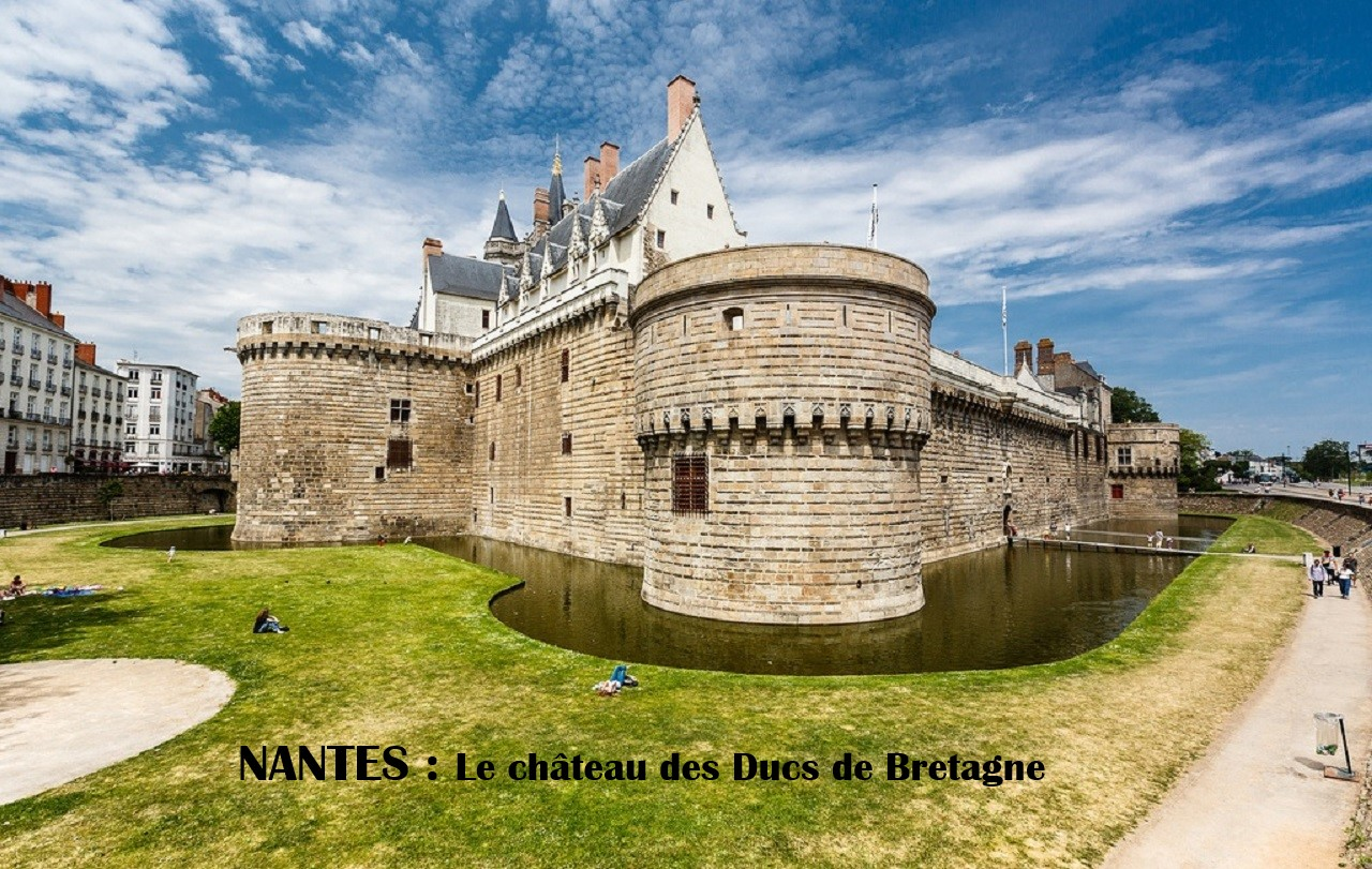 Nantes Chateau des Ducs A