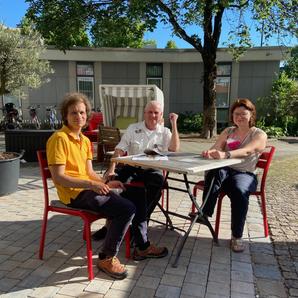 Gespräch mit FDP-Gemeinderat Veit Wiswesser