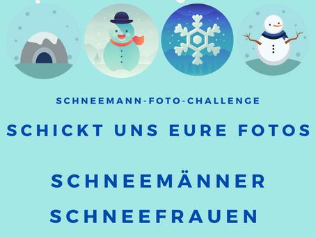 Schneemann-Challenge