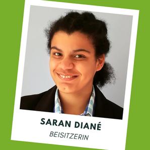Teamvorstellung: Saran Diané