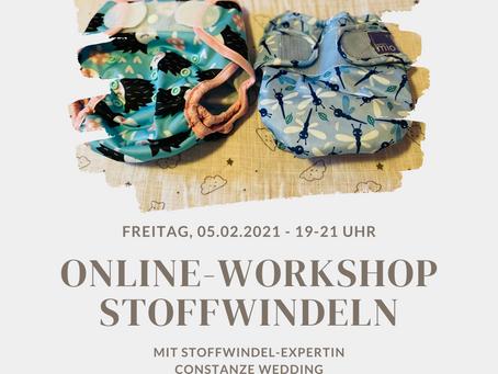 Online-Stoffwindel-Workshop
