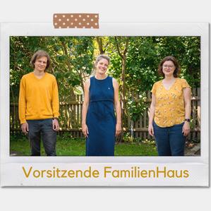 FamilienHaus Unterföhring e.V. vergrößert Vorsitz
