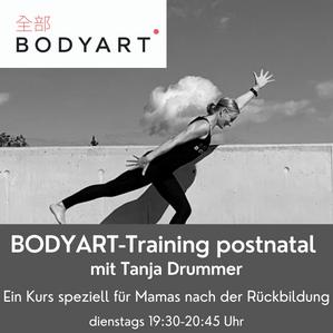 BODYART-Training postnatal