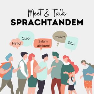 Meet&Talk -Sprachtandem