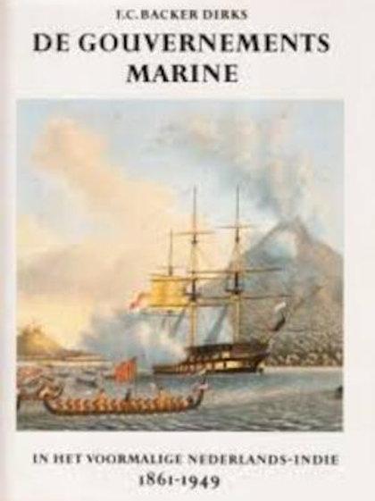 De gouvernements marine / F. C. Backer Dirks