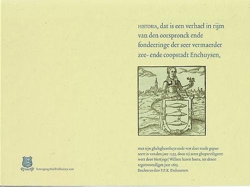 Historia / B. van Voorst.